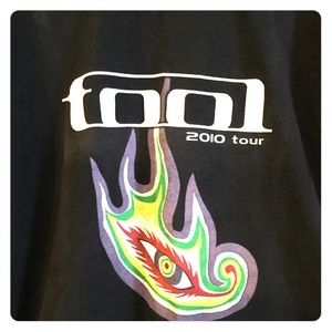 Other - Sold TOOL 2010 Tour Concert LargeT Shirt Eye Rock